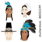 amish,aztec,black,bonnet,braids,buckle,caucasian,celebrate,celebrations,cherokee,collection,costume,diversity,faces,feathers