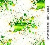 seamless macro texture green... | Shutterstock . vector #88401865