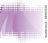 Vector Abstract Purple...