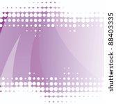 vector abstract purple... | Shutterstock .eps vector #88403335