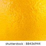 Close Up Of A Orange Fruit...