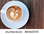 cup of coffee | Shutterstock . vector #88460545