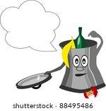 dustbin | Shutterstock . vector #88495486