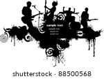 Abstract Music Background For...