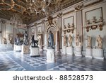 inside one of the rooms of the... | Shutterstock . vector #88528573
