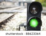 Traffic Light Shows Green...