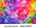 Small photo of Abstract watercolor background