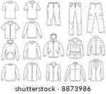 Men S Clothes Illustration You...