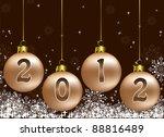 christmas background.   Shutterstock . vector #88816489