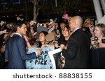 los angeles   nov 14   taylor... | Shutterstock . vector #88838155