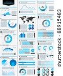 detail vector infographic | Shutterstock .eps vector #88915483