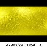 luxury golden texture. | Shutterstock . vector #88928443