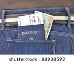 american passport airline...