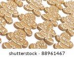 Gingerbread Men Cookies  White...