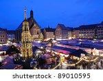 nuremberg  germany   dec 12 ... | Shutterstock . vector #89010595