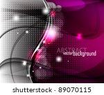 eps10 abstract vector design...   Shutterstock .eps vector #89070115