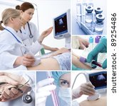 Various Medical Related Images...