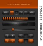 vector user interface elements  ...