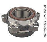 wheel bearing kit | Shutterstock . vector #89355190