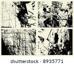 grunge background | Shutterstock .eps vector #8935771