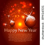 2012 deisgn background   layout ... | Shutterstock .eps vector #89416531