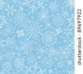 Gentle Blue Pastel Christmas...