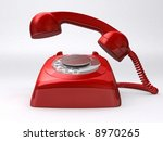 retro phone | Shutterstock . vector #8970265