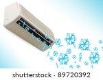 air conditioner   Shutterstock . vector #89720392