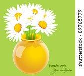 chamomile | Shutterstock .eps vector #89765779