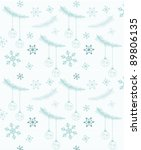 merry christmas and holiday... | Shutterstock .eps vector #89806135
