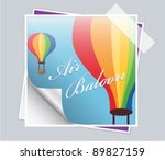 vector shiny picture icon in... | Shutterstock .eps vector #89827159