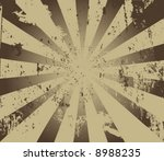 vector image of a burst with...