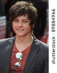 "Small photo of Tyger Drew Honey arriving for the ""Horrid Henry"" premiere at the BFI, South Bank , London. 24/07/2011 Picture by: Steve Vas / Featureflash"