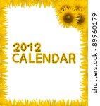 2012 Year Calendar With...