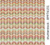 herringbone christmas seamless... | Shutterstock .eps vector #89976151