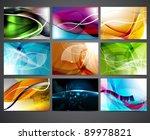 vector design   eps10 abstract... | Shutterstock .eps vector #89978821