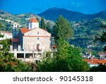 The Old Church In Troodos...