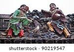 Figurine Sculptures Top Jade...