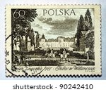 poland   circe 1967  a stamps... | Shutterstock . vector #90242410