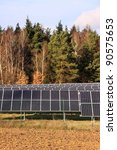 Solar Power Station In The...