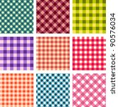 abstract seamless square... | Shutterstock .eps vector #90576034
