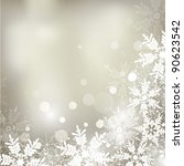 abstract christmas background... | Shutterstock .eps vector #90623542