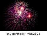 firework flowers | Shutterstock . vector #9062926