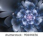 Beautiful Abstract Fractal...