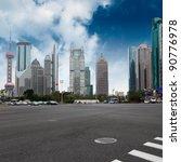 the street scene of the century ...   Shutterstock . vector #90776978
