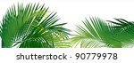 jungle rain forest  tropical... | Shutterstock .eps vector #90779978