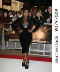 misha b arriving for the uk...