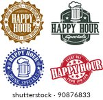 happy hour clip art vector happy hour 1000 graphics