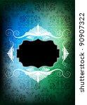 vector banner. eps10 | Shutterstock .eps vector #90907322