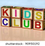 Wooden Blocks Spelling Kids...